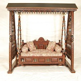 Carved Furniture of India