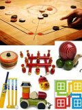 Carrom Boards, Cricket Sets & Games