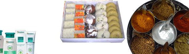 Indian Groceries, Gourmet Food & Fresh Sweets