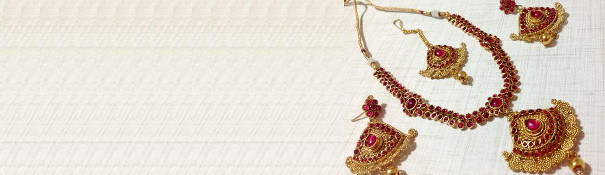 Traditional & Costume Jewelry from India