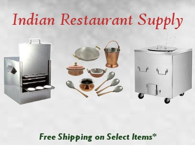 Indian Restaurant Supply - Tandoori Oven, Grinders, Idli Steamers...