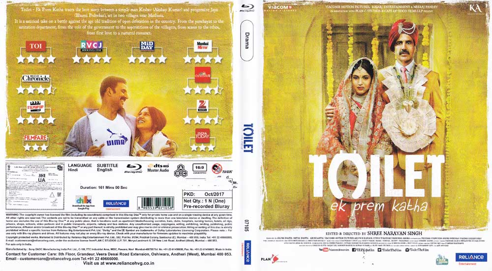 the Toilet - Ek Prem Katha movie download in hindi hd