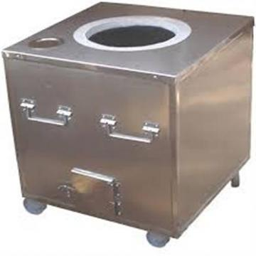 Tandoor, Stainless Steel Square Gas Tandoori Oven for Restaurant