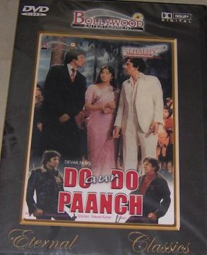 Do Aur Do Paanch (DVD, 2000)