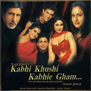Kabhi Khushi Kabhie Gham Hindi Movie Soundtrack
