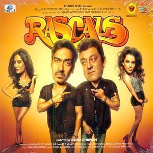 Rascals AJAY AND SANJAY Hindi Movie Soundtrack CD