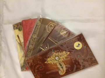 Wedding / Shagun Traditional Design Money Envelopes