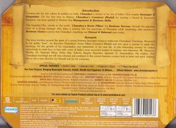 Chanakya Speaks, Hindi DVD