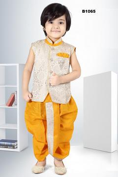 Festive Dhoti Kurta Set for Baby Boys & Toddlers