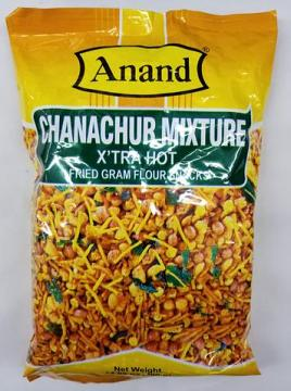 Anand Chanachur Mixture Extra Hot 400 g