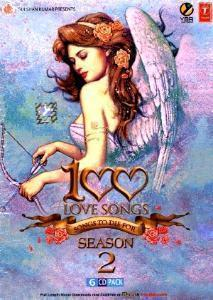 100 Love Songs season 2 - 6 CD Set