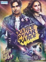Karle Pyaar Karle - 2016 Hindi Movie DVD