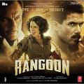 Rangoon Hindi Film Music CD Stg: Kangana Ranaut, Shahid Kapoor