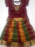 Ethnic Design for 8 to 9 Year Girls/50% off,free shipping