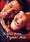 Kaho Naa.. Pyaar Hai Bollywood DVD (Action/Romance)