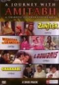 A Journey With Amitabh - A Tribute To Prakash Mehra DVD with eng