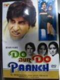 Do Aur Do Paanch - DVD - Action/Comedy