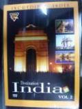 Incredible India - Destination India Vol 2 - DVD
