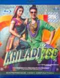 Khiladi 786 (2012)Blu ray Bollywood DVD With english subtitles