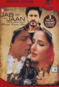 Jab Tak Hai Jaan DVD [3 Disc Special] Bollywood dvd with Eng sub