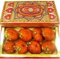 Indian Sweets Gift Box, Balushahi, 1 Lb Box