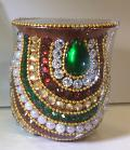 Fancy Hand Decorated Wedding Tabudi (Wedding Bells)