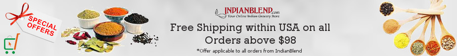 Shop Indian Grocery Onlin & Get Free Shipping within USA