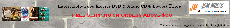 Latest bollywood hindi movies dvd & cds in the USA @ lowest price
