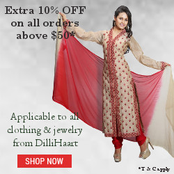 Discount on clothes from DilliHaart