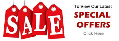 Sale & Promotions from Online Stores